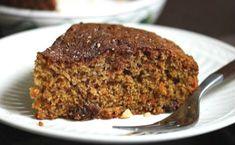Κέικ ολικής άλεσης με καρότο | sidagi.gr