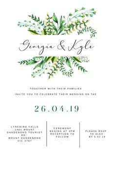 Invitations starting from just $3.50! Bespoke Design, Rsvp, First Love, Ivory, Invitations, Celebrities, Wedding, Mariage, Weddings