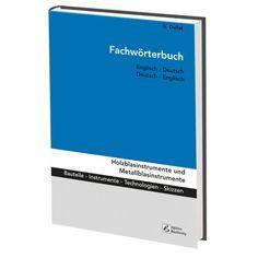 Fachwörterbuch Holzblas- und Metallblasinstrumente, 35,00 €