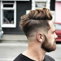 nice 30 Sexy Hairstyles For Men - Be Trendy in 2016 Check more at http://machohairstyles.com/sexy-hairstyles-for-men/