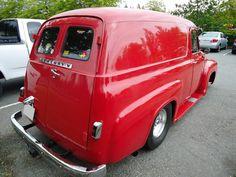 1955 Mercury M100 panel