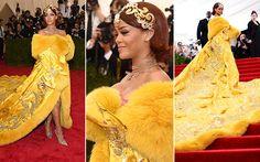 Relembre 20 looks inesquecíveis que as famosas usaram no baile de gala do MET - Moda - CAPRICHO