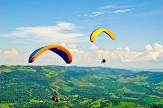 Paraglider - Poços de Caldas/MG
