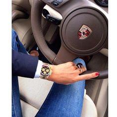 Imagen de car, porsche, and luxury