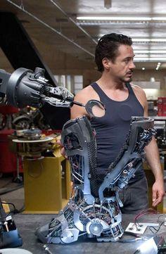 Tony Stark * Iron Man