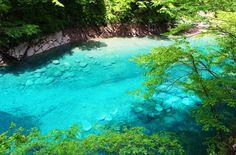 ユーシン渓谷 Japanese Landscape, Seen, Natural Scenery, Secret Places, Environmental Design, Beautiful World, Beautiful Scenery, Japan Travel, Trip Planning