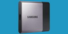 El disco duro externo Samsung T3 es demasiado rápido http://j.mp/21jKZex |  #Gadgets, #Noticias, #SamsungT3, #SSDUSB, #Tecnología, #USBC