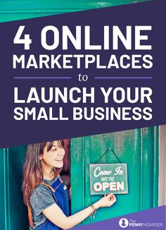 If you're ready to start a small business from home, it can be confusing to choose between the vario Business Marketing, Online Business, Small Business From Home, How To Start A Blog, How To Make Money, Earn Extra Money Online, Living On A Budget, Frugal Living, Money Saving Tips