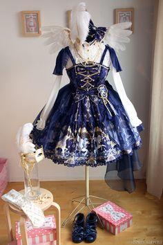 the fashionable cupcake — nokecha: Crystal Dream Carnival Pegasus Outfit...