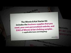 Winnie and Kat  Direct Sales Stylist Opportunity