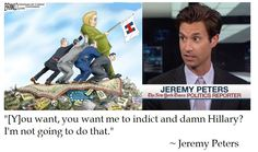 NYT Reporter Jeremy Peters on Hillary Clinton