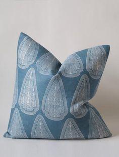 Susan Connor Aremis pillow.