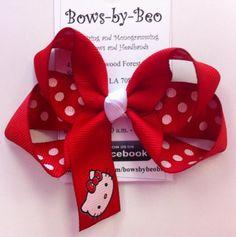 Hk baby medium bow