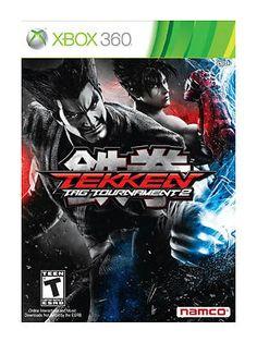 Tekken Tag Tournament 2 (Microsoft Xbox 360, 2012)
