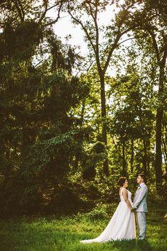 Sweet+And+Simple+Backyard+Wedding