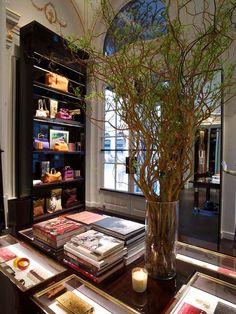 CH Carolina Herrera store, Paris