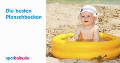 Die besten Planschbecken für Babys und Kleinkinder