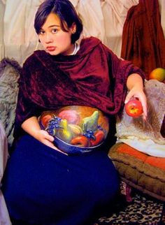 Pregnancy belly art inspiration - There's lots of detail in this fruit bowl belly. Pregnancy Costumes, Costumes Pregnant, Skin Wars, Pregnant Belly Painting, Baby Belly, Pregnancy Belly, Belly Art, Belly Casting, Crazy Costumes