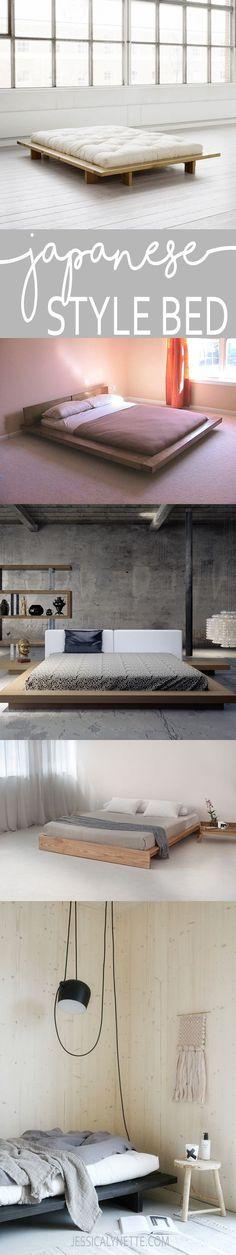 Why we sleep on the floor {Japanese style bed # gardenia … – Modern