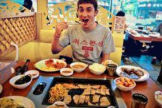 10 Amazing Things To Do In Seoul, South Korea: Korean BBQ © Drew Goldberg | TheHungryPartier.com