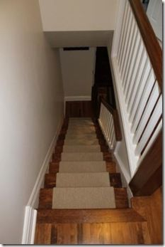 Consider To Try Braided Rug Stair Treads | Stair Treads, Stair Tread Rugs  And Staircases