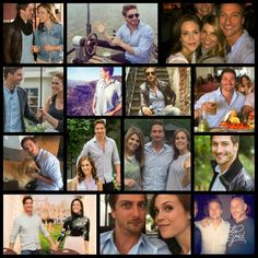 These three are just as close in the show and out Erin Elizabeth, Jack And Elizabeth, Funny Pics, Funny Pictures, Jack Thornton, Daniel Lissing, Erin Krakow, Heart Images, Hallmark Movies