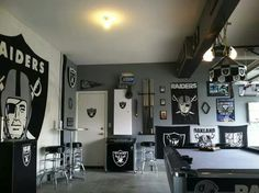 Oakland Raiders Decor Images Google Search