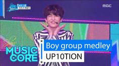 [Special stage] UP10TION-Boy group medley, 업텐션 - 보이그룹 메들리 Show Music cor...