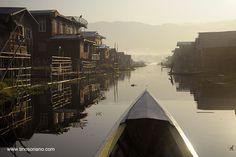 Lago Inle en Myanmar - Tino Soriano
