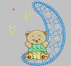 Dibujos para bordados de bebé - Imagui