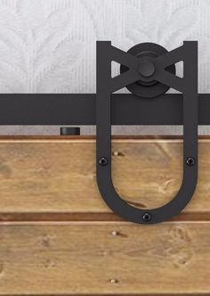 Barn Door Hardware Horse Shoe  6 FT - Barrett Renovation & Home