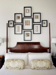 Master Bedroom Design Tips from Urban Grace  Read more - http://www.stylemepretty.com/living/2013/11/11/master-bedroom-design-from-urban-grace/