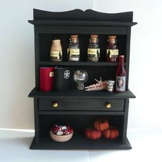 OMG... love this little apothecary