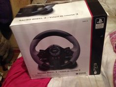 hori racing wheel 3 for ps3