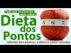 Dieta dos pontos 2013 - Como funciona (COMPLETO)