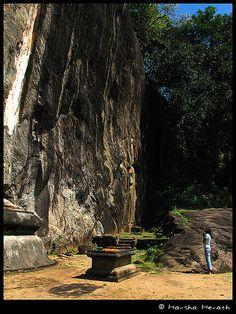 Buduruwagala Rock Carving, Sri Lanka (www.secretlanka.com) Ceylon Sri Lanka, Mahayana Buddhism, Far Away, Amazing Nature, Places Ive Been, Paradise, To Go, Traveling, Carving