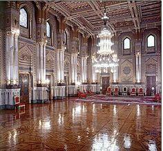 Abdeen Palace Sinai Peninsula Egyptian Women Throne Room Red Sea Mediterranean