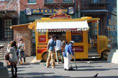 Tokyo DisneySea Delancey Hot Dogs