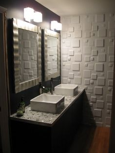 IKEA Hackers: Bathroom remodelled with Pax and Akurum