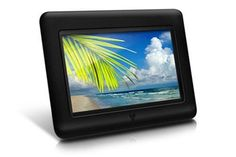"Aluratek ADPF08SF 8-Inch Digital Photo Frame -800x600 Hi Resolution - View hi-quality digital photos on the 8"" TFT true color LCD at 800 x 600 resolution High quality frame Auto slideshow feature"