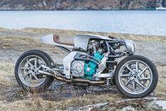 """""""MOTORCULT"""": GTS 1000 Scheffers Engineering"""