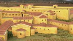 Palacio de Maximiano en Córdoba. Enclave arqueológico de Cercadilla