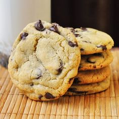 For over 150 more tried and tested cookie recipes be sure to browse our  Pinterest Cookie Board  The Best Chocolate Chip Cookies 14/04/2012 Update: When I first posted this recipe in the early days of this blog, I still baked chocolate chip cookies on a regular basis. These days my 14 year old daughter, Olivia …