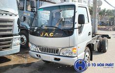 Xe tải jac 1t5 giá rẻ tại Bình Dương
