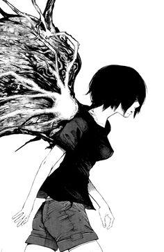 Touka-chan!!! | Anime: Tokyo Ghoul