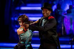 Patrick Robinson & Anya Quickstep to 'Man With The Hex' - Strictly Come Dancing: 2013 - BBC One