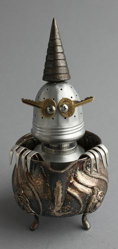 found art robots - Google Search