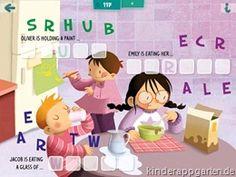 Play with english kids app - ipad #britishcouncilathens