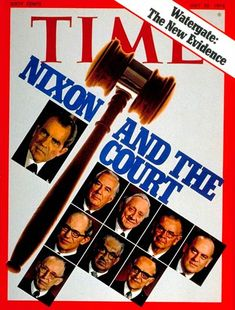 Richard Nixon - TIME - News, pictures, quotes, archive