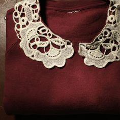 BEA CRANBERRY Crochet Necklace, Wallpaper, Rose, Jewelry, Fashion, Moda, Pink, Jewlery, Jewerly